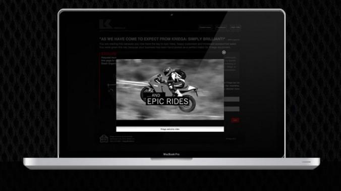 micro-website